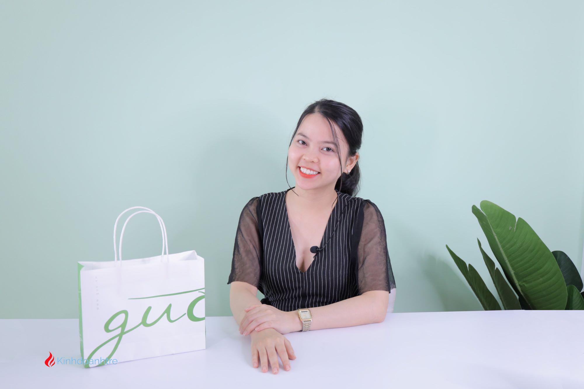 Chân dung nhà sáng lập thương hiệu mỹ phẩm GUO - CEO Ngô Phạm Thu Thủy